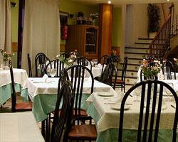 Restaurante El Cordobés, en Almadén (Ciudad Real)