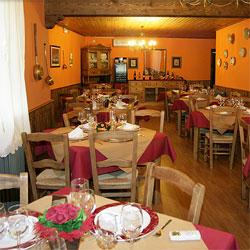 Restaurante Los Rosales, en Almadén (Ciudad Real)