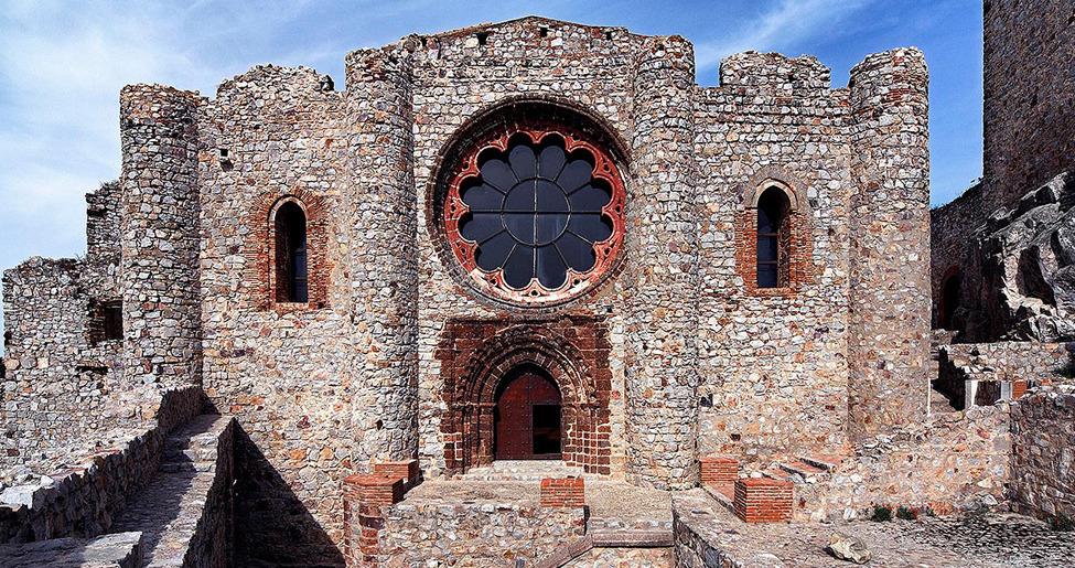 Yacimiento visitable Sacro-Convento de Calatrava la Nueva