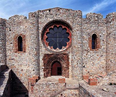 convento calatrava la nueva aldea del rey /<b>David Blázquez</b>
