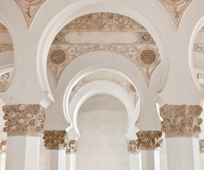 sinagoga santa maria blanca /<b>David Blázquez</b>