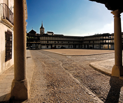 Plaza de Tembleque /<b>David Blázquez</b>