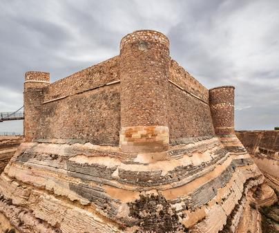 Castillo de Chinchilla de Montearagón /<b>David Blázquez</b>