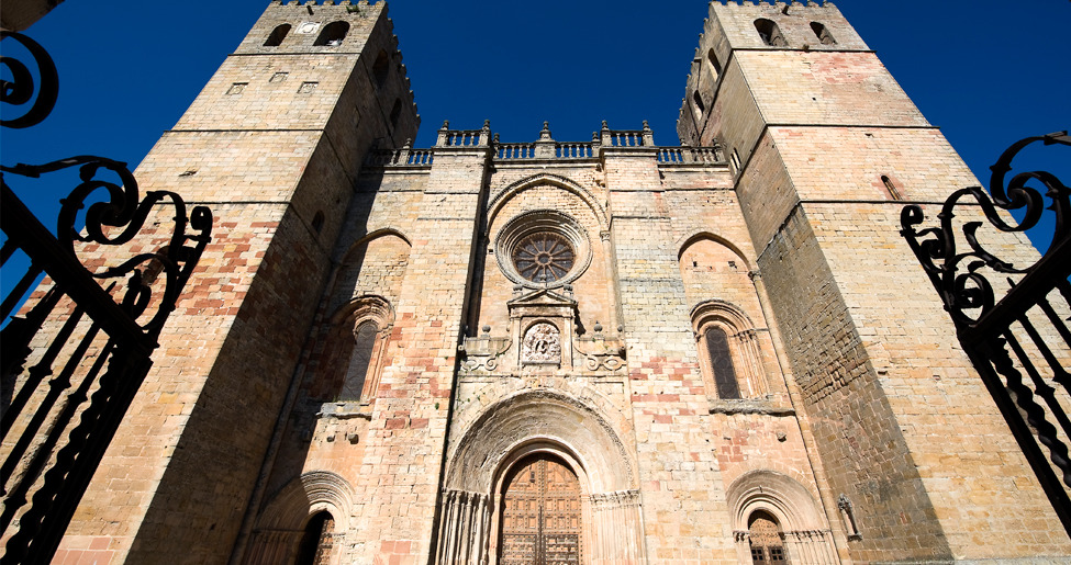 visit cathedral of sigüenza tclm