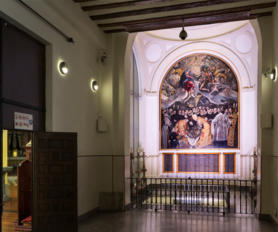 Iglesia y museo de Santo Tomé /<b>David Blázquez</b>