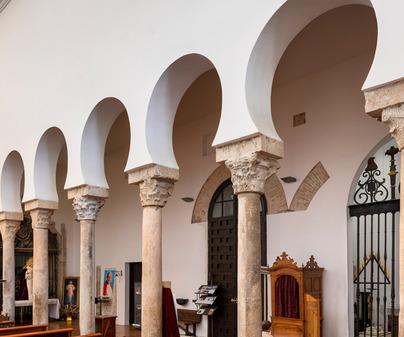 Iglesia el Salvador Toledo /<b>David Blázquez</b>