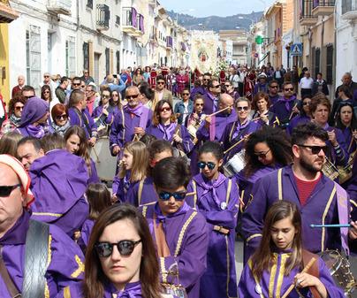Semana Santa de Agramón /<b>Asociación de Tamborileros de Agramón</b>