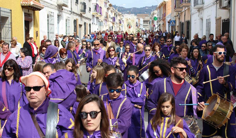 Semana Santa y Tamborada de Agramón