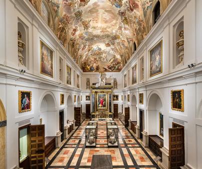 Museo Catedralicio Sacristía /<b>David Blázquez</b>