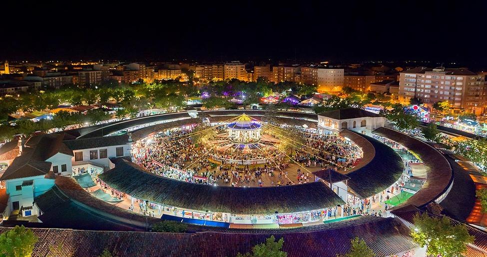 Feria de Albacete nocturna - Blog