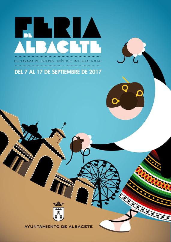 Feria de Albacete, cartel 2017 - Blog