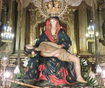 Virgen de la Piedad (Villanueva de Alcardete) /<b>Jorge Verdugo</b>