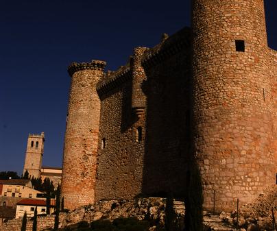 Castillo de Torija /<b>Antonio Real Hurtado</b>