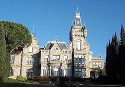 Fachada Palacio del Castañar