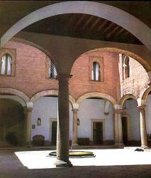 Patio Castillo