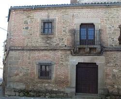 Casa solariega, Alcaudete de la Jara