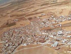 Villaminaya, vista aérea