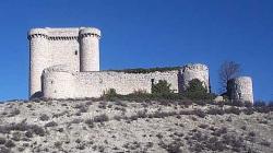 Castillo de Puñoenrostro, Seseña