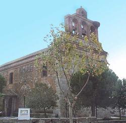Iglesia Parroquial de San Román Mártir, San Román de los Montes