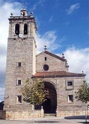 Iglesia Parroquial de Santa María de la Nava, Navamorcuende
