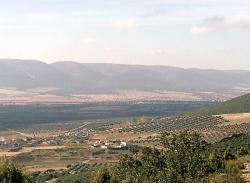 Marjaliza, paisaje y entorno natural