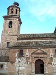 Iglesia Parroquial de San Esteban Protomártir, Los Cerralbos