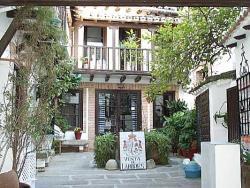 Casa típica de Lagartera