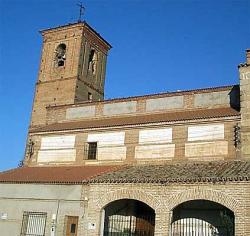 Iglesia Parroquial de San Bartolomé, Hormigos