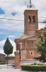 Iglesia Parroquial de San Juan Bautista, Camarena