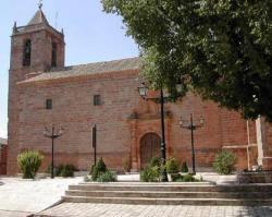 Iglesia de Ntra. Sra. de los Olmos, en Torre de Juan Abad (Ciudad Real)