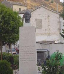 Monumento a Domingo Ortega, Borox