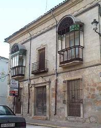 Casa de los Lara, Villarrubia de Santiago