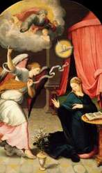 Anunciación, de Correa de Vivar, nacido en Mascaraque
