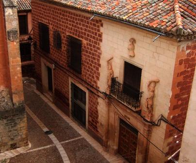 Calle Mayor de Alcaraz
