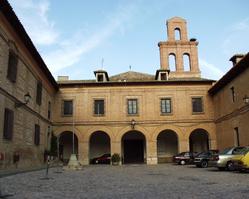 Convento de San Francisco, en Pastrana (Guadalajara)