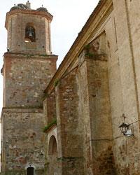 Iglesia de San Benito Abad, en Agudo (Ciudad Real)