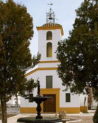 Iglesia de la Purísima Concepción, en Alamillo (Ciudad Real)