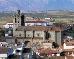 Iglesia Parroquial de Santa María de la Nava, Navamorcuende  (Toledo)