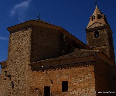 Iglesia parroquial. Abengibre (Albacete)