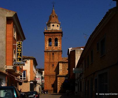 Iglesia. Casas Ibañez (Albacete)
