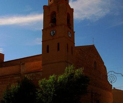 Iglesia parroquial de Pozuelo