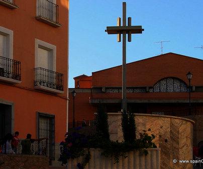 Iglesia de Ontur (Albacete)