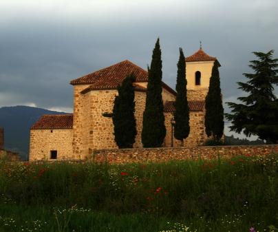 Iglesia antigua de Socovos (Albacete)