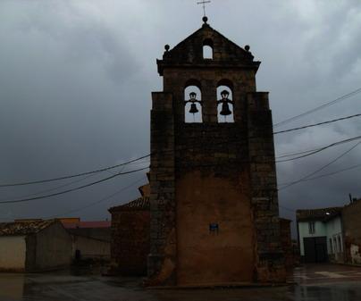 Iglesia de Castillejo de Iniesta (Cuenca)