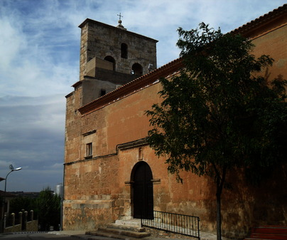 Iglesia Parroquial San Jorge en la Graja de Iniesta (Cuenca)