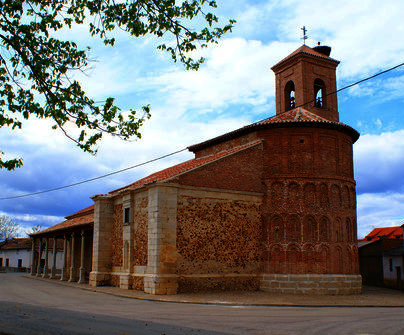 Iglesia del Cubillo de Uceda (Guadalajara)