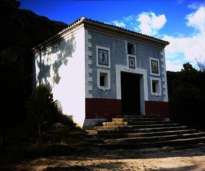 Ermita Virgen del Pilar en Altarejos (Cuenca)