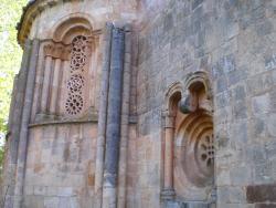 Iglesia de Santa Coloma. Albendiego. Guadalajara
