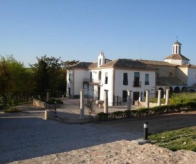 Ermita Virgen de Rus San Clemente