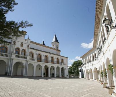 Santuario de Cortes, Alcaraz